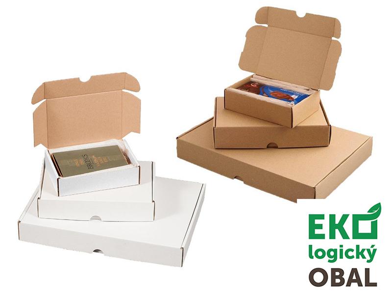 Ploché krabice
